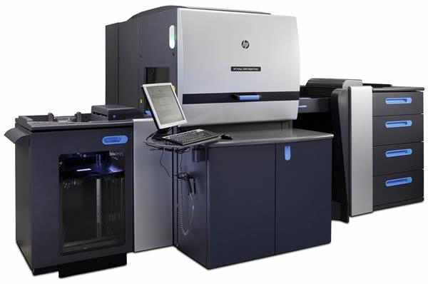 HP Indigo 5600 printer