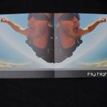 Panoramic books - skydiving