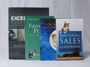 Beautiful books in useable quantities - delivered FAST!