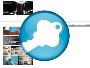 Customer portal - Fast, easy business identity printing
