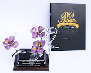 PICA Judges' award & program booklet